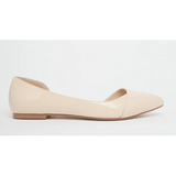 Asos Pointed Ballet Flats - Shoe Bank