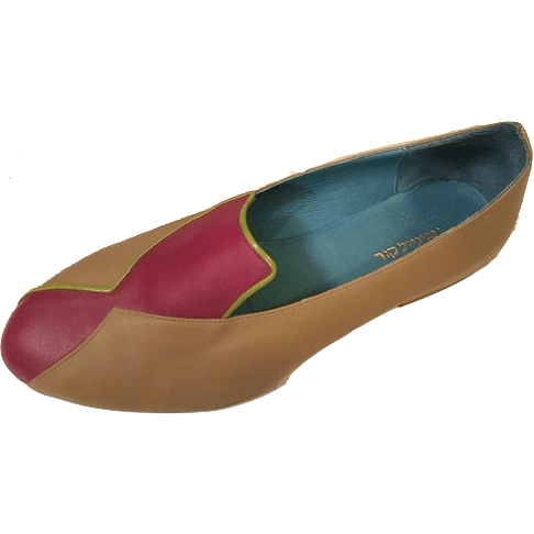 Hand Made Abigail Kor Flats - Shoe Bank