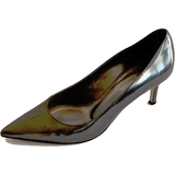 Fabio Rusconi Silver Pumps - Shoe Bank
