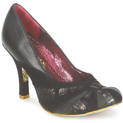 Irregular Choice Black Shoes - Shoe Bank