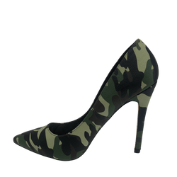 Shoe Dazzle Camouflage Pumps