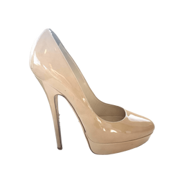 Nude Jimmy Choos