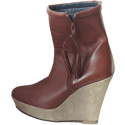 Castaner Wedge Heel Boot - Shoe Bank