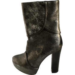 El Dantes Chunky Heel Boot - Shoe Bank