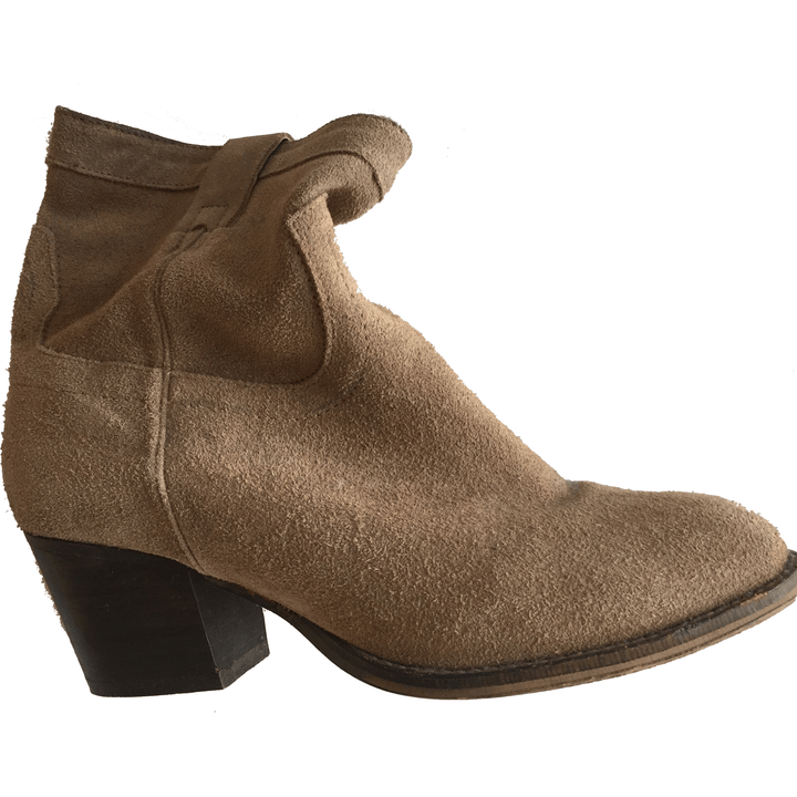 Steve Madden Ankle Suede Boot - Shoe Bank