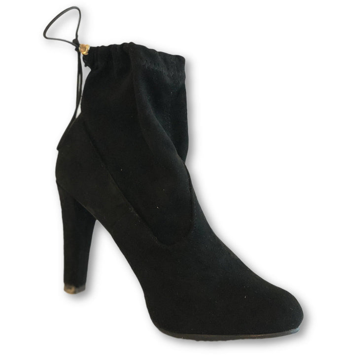 Scoop Ankle Boots - Shoe Bank