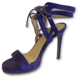 To Go Purple Sandals - Shoe Bank