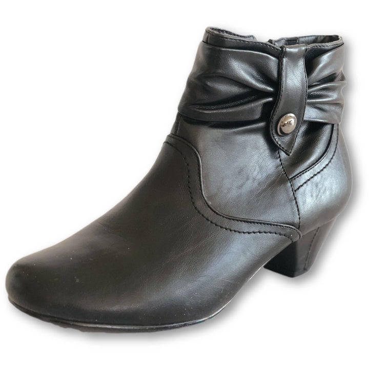 Chuangen Ankle Boots - Shoe Bank