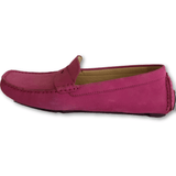 Cole Hann Tango Red Loafers - Shoe Bank