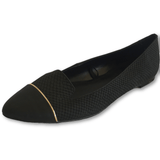 Calvin Klein Pointed Toe Flats - Shoe Bank
