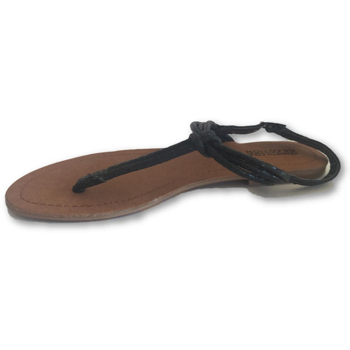 Kenneth Cole Reaction Thong T-Strap Sandals - Shoe Bank