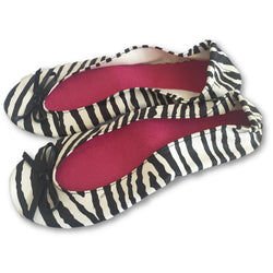 Party Foldable Ballerina Flats - Shoe Bank
