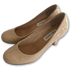 Steve Madden Nude Pumps - Shoe Bank
