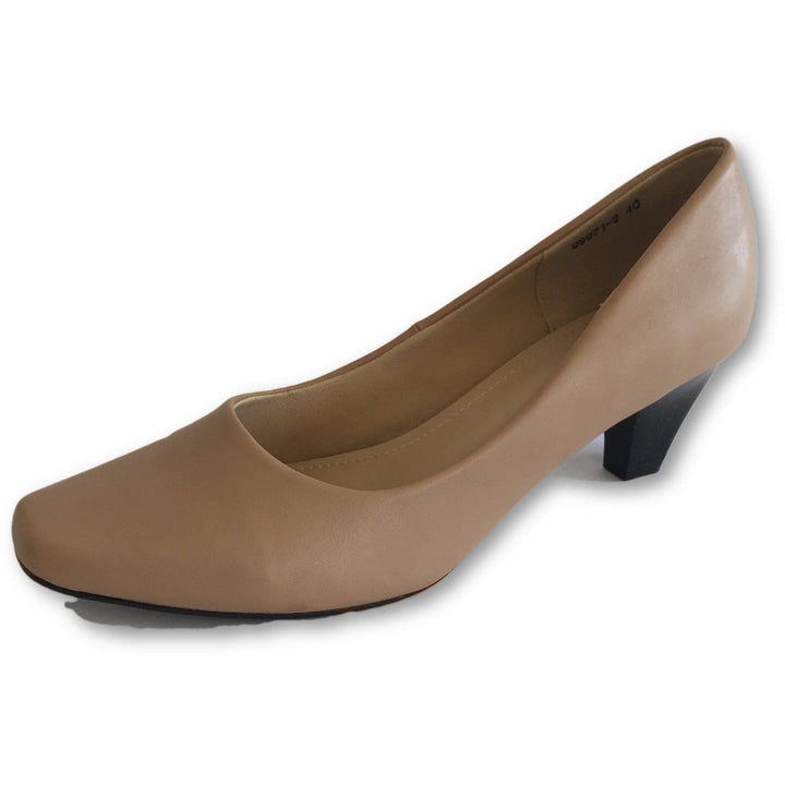 Loren Nude Pumps - Shoe Bank