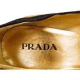 Prada Metalic Pumps - Shoe Bank