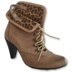 Worwood Lace Up Ankle Boots - Shoe Bank