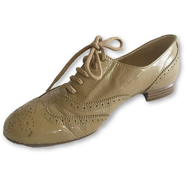 Brunate Lace Up Oxfords - Shoe Bank