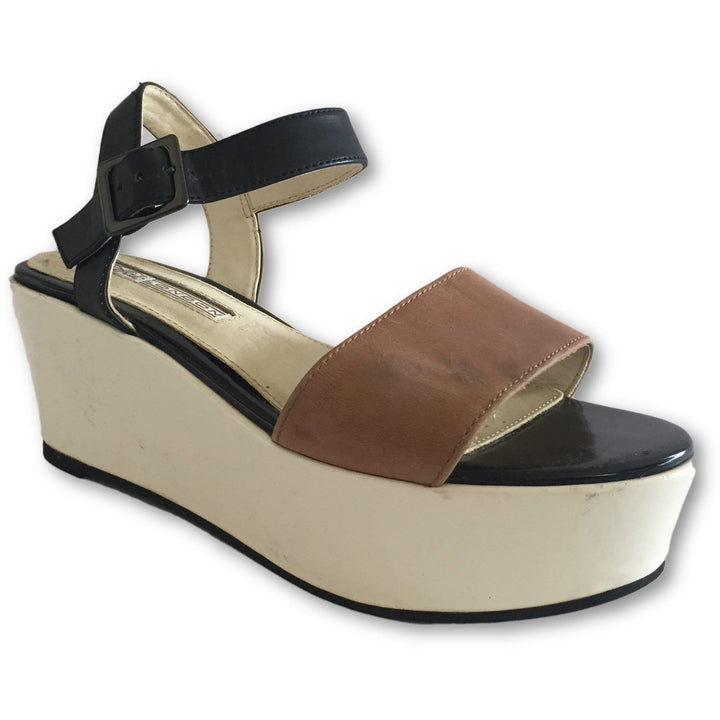 Buffalo London Platform Sandals - Shoe Bank