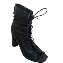 Puro Secret Lace-up ankle boots