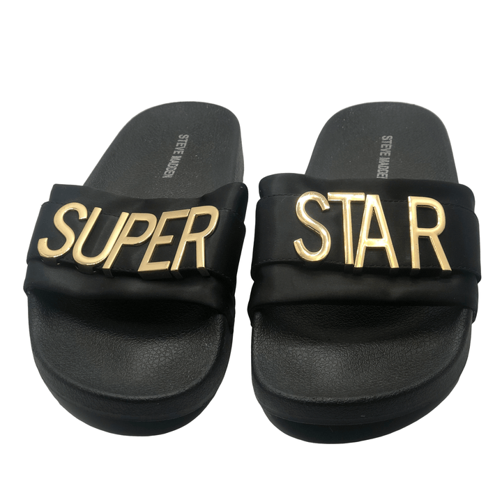 Steve Madden Super Star Slides