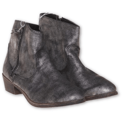 Route 66 Metallic Boots - Shoe Bank
