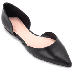 Aldo Pointed Toe Ballerina Flats - Shoe Bank