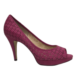 Enzo Angiolini open toe pumps