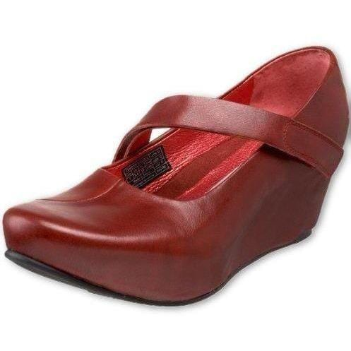 Tsubo Hidden Platform Wedge - Shoe Bank