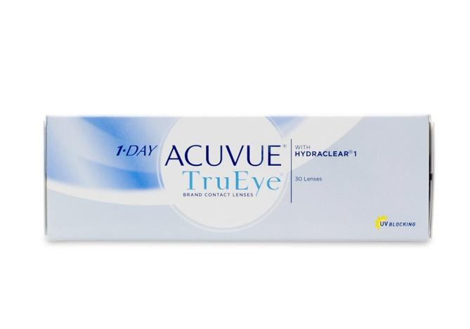 J&J 1 Day Acuvue Trueye 30 Pack