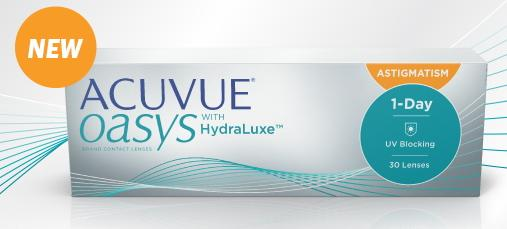 JNJ ACUVUE OASYS 1-Day for ASTIGMATISM 30 pack