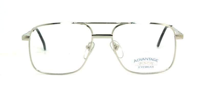 Advantage Eyewear 971 Flex Shiny Silver