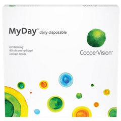 Coopervision MyDay  daily disposable 180 pack