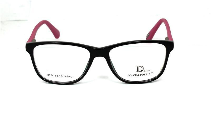 Dolce And Poesia 3124 S.Blk/Red