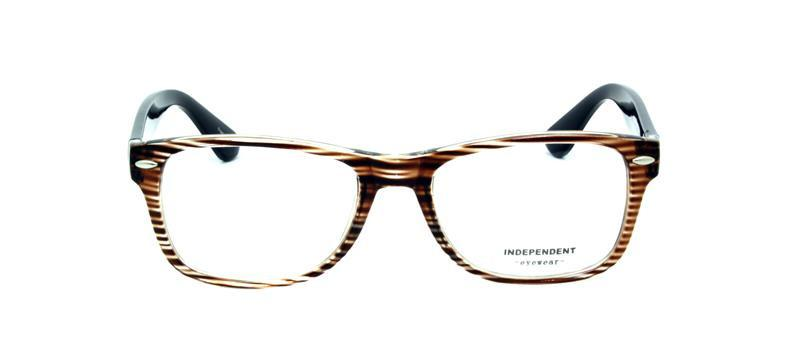 Independent Eyewear D 15107 C2 Brown Maple