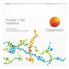 Coopervision Proclear 1 day multifocal 90 pack