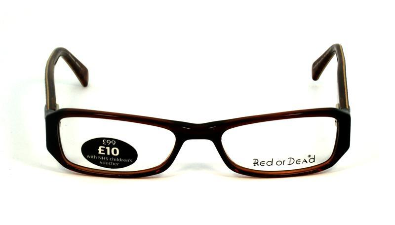 Specsavers Red or Dead Teen 6
