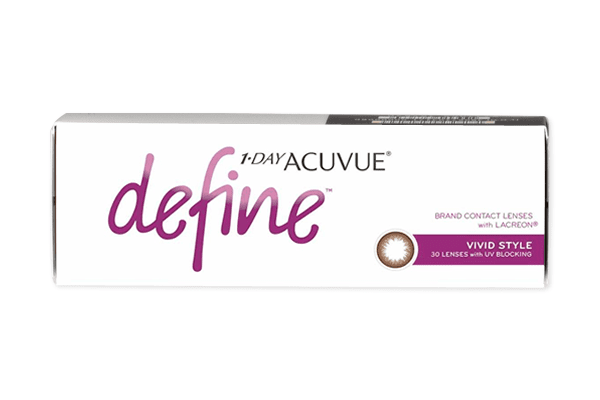 J&J Acuvue 1 Day Define - Vivid 30 pack