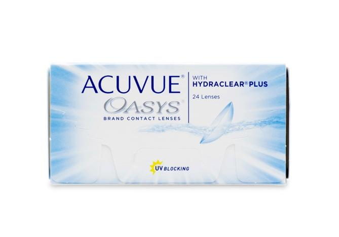 JNJ Acuvue Oasys with Hydraclear Plus 24 pack