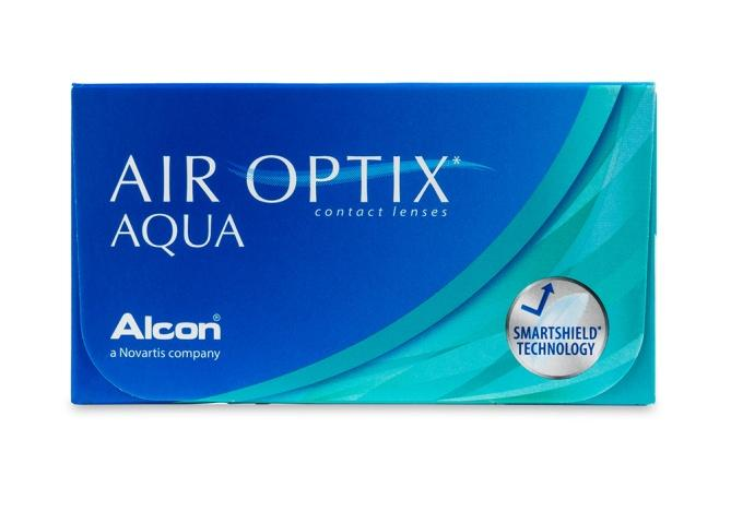 Alcon Air Optix Aqua