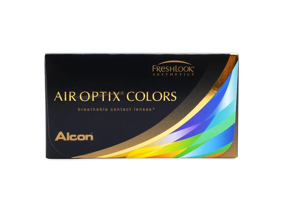 Alcon AirOptix Colors 6 Pack