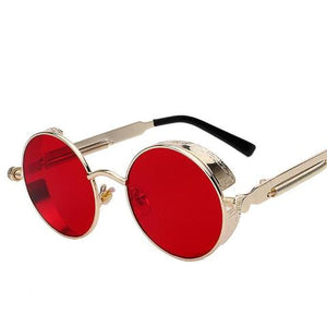 Sunglasses - Round Metal