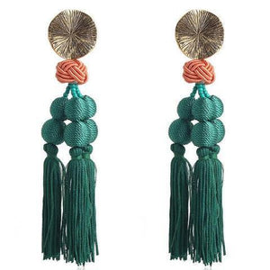 Fringe Vintage Earrings