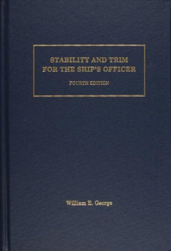 Stability and Trim for the Ship's Officer