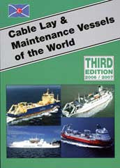 Cable Lay & Maintenance Vessels of the World