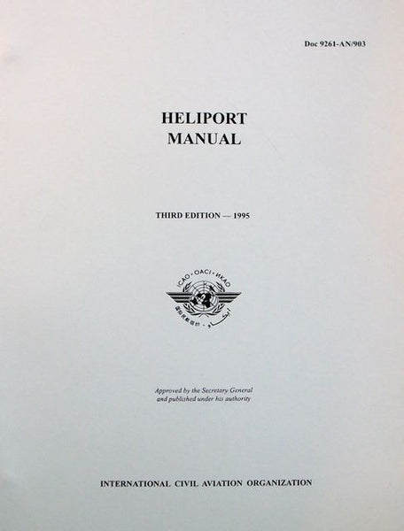 Heliport Manual