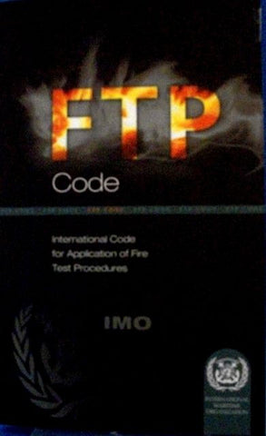 FTP Code: International Code for Application of Fire Test Procedures, 1998 edition