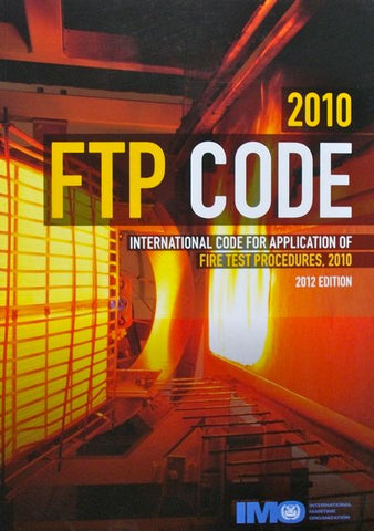 FTP Code: International Code for Application of Fire Test Procedures