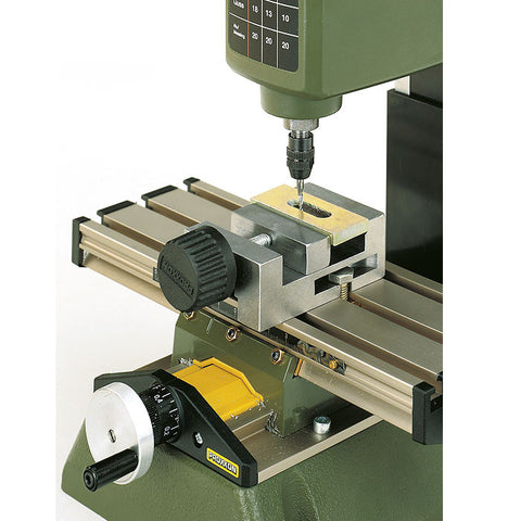 Precision machine vise for MF 70