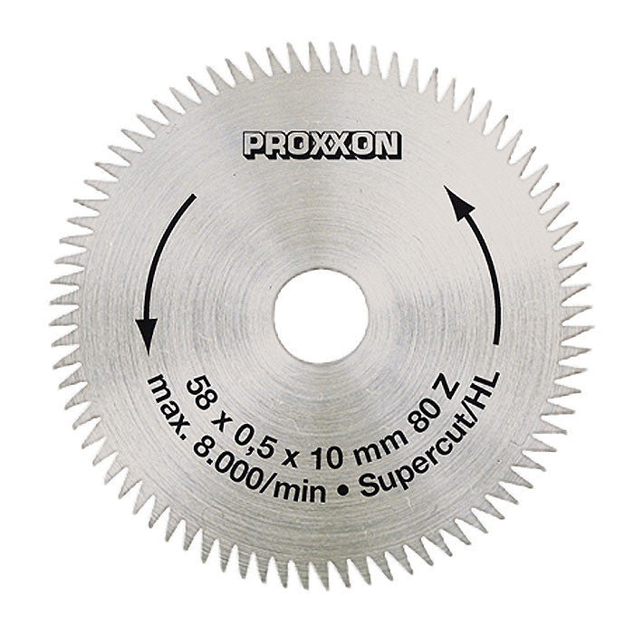 "Crosscut blade ""Super-Cut"" for KS 115, Ø 2 9/32"""