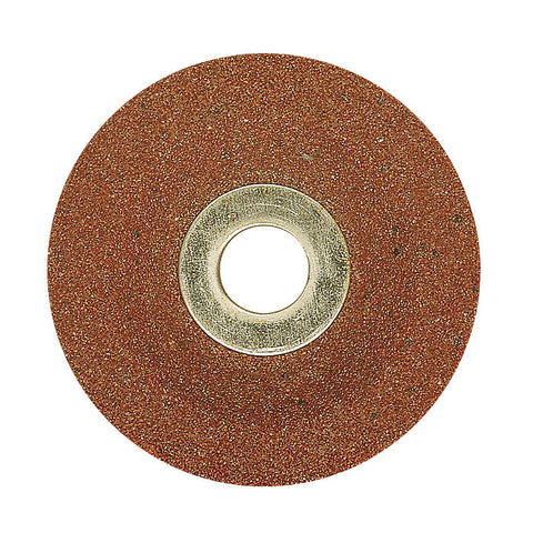 "Aluminum-oxide grinding disc for LHW/E, 2"" Diameter (50mm), 60 grit"